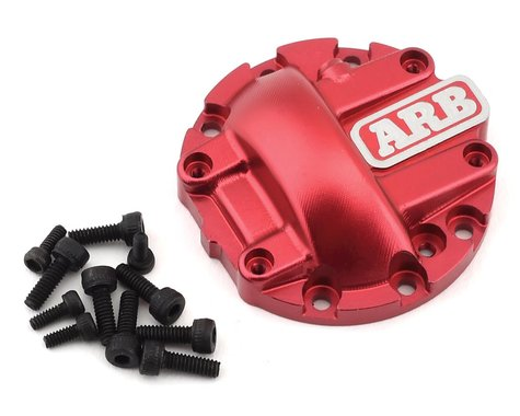 RC4WD ARB Diff Cover for the Yota II Axle Red RC4Z-S1295