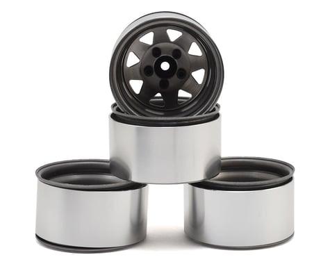 "RC4WD 5-Lug Deep Dish Wagon 1.9"" Beadlock Wheels Plain RC4Z-W0244"