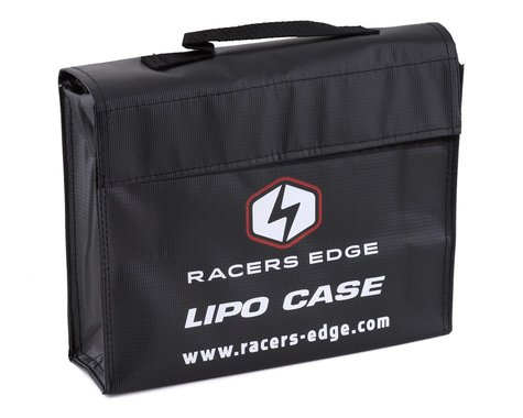 Racers Edge LiPo Safety Briefcase (240 x 180 x 65mm) RCE2104