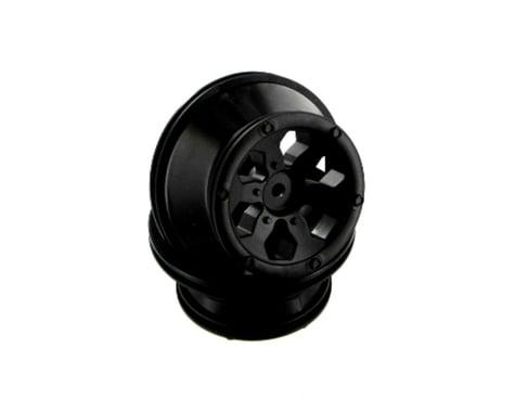 Redcat Racing Wheel Rim, Black (Qty 2) RED20112