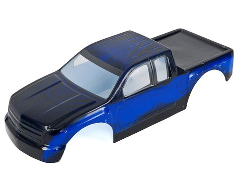 Redcat Racing 1/5 Truck Body, Blue and Black RED14050-BL
