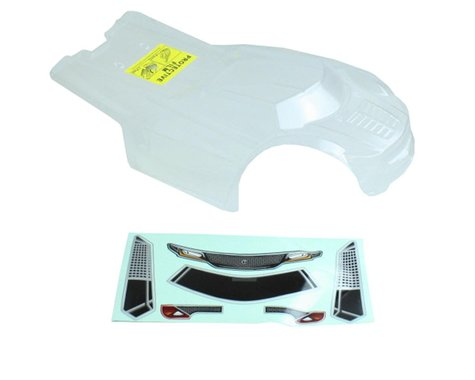 Redcat Racing Clear TR-MT10E Body Shell RED510190C