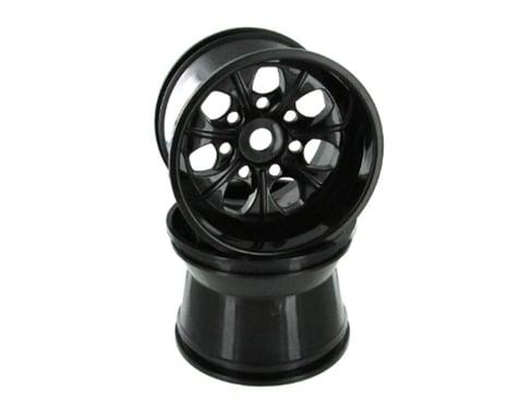 Redcat Racing Wheel Rims, Black (2PCS) RED89014