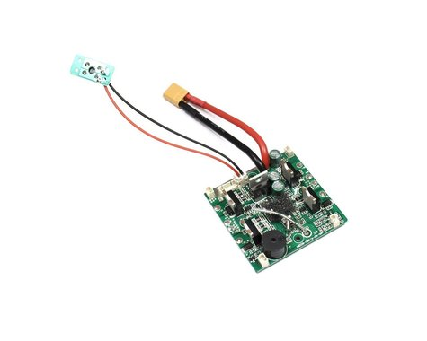 Rage RC Imager 390 Receiver Board RGR4228