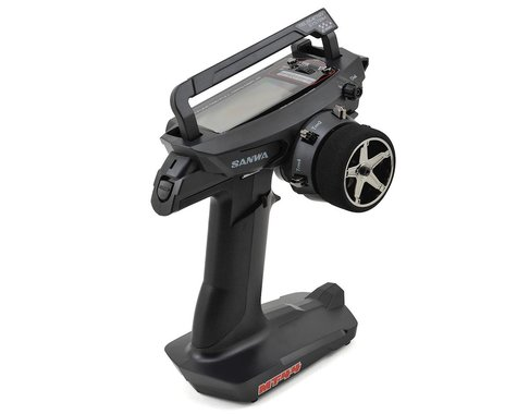 Sanwa/Airtronics MT-44 FH4T/FH3 4-Channel 2.4GHz Radio System
