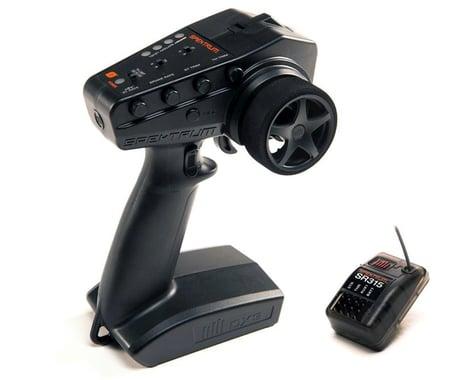 Spektrum DX3 Smart 3-Channel Transmitter with SR315 Receiver SPM2340