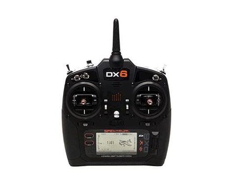 Spektrum DX6 G3 6-CH DSMX Transmitter with AR6600T RX MD2 SPM6755