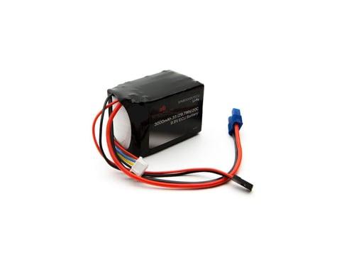 Spektrum 3000mAh 3S 9.9V Li-Fe ECU Battery SPMB3000LFECU