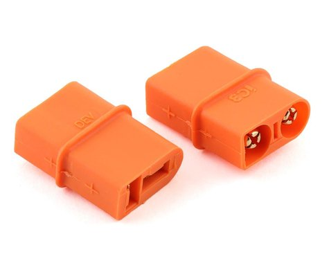 Spektrum IC3 Device/Deans Battery Adaptor Plug (2) SPMXCA317