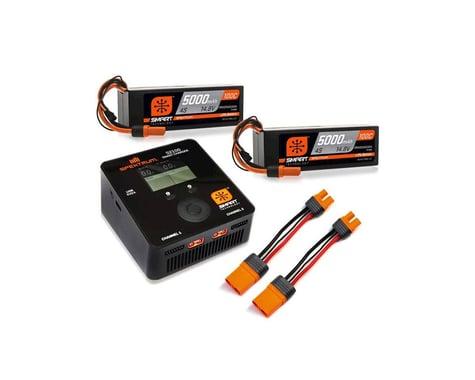 Spektrum Spektrum Smart Powerstage Bundle 8S 100C SPMXPS8HC