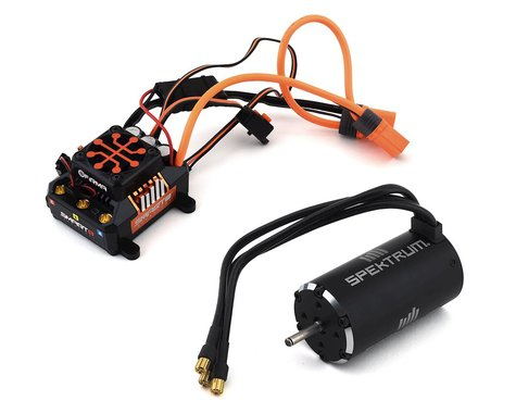 Spektrum 160A Smart ESC / 1250Kv Sensorless Motor Combo SPMXSEMC06