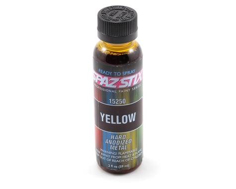 Spaz Stix Yellow Airbrush Paint 2oz. SZX15250