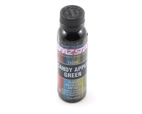 Spaz Stix Candy Apple Green Airbrush Paint 2oz. SZX15350