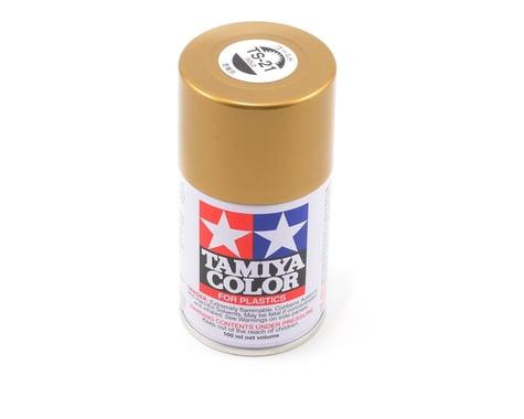 Tamiya Spray Lacquer TS21 Gold 3 oz TAM85021
