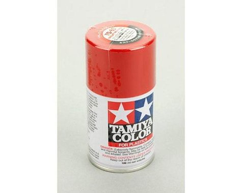Tamiya Spray Lacquer TS85 Bright Mica Red 3 oz TAM85085