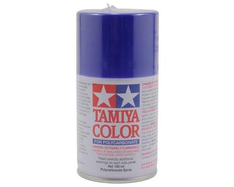 Tamiya PS-35 Polycarbonate Spray Blue Violet Paint 3oz TAM86035