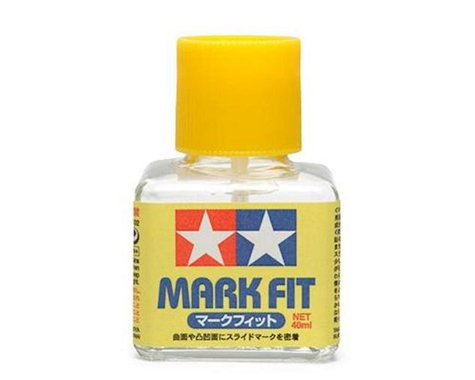 Tamiya Mark Fit Solvent 40ml Bottle TAM87102
