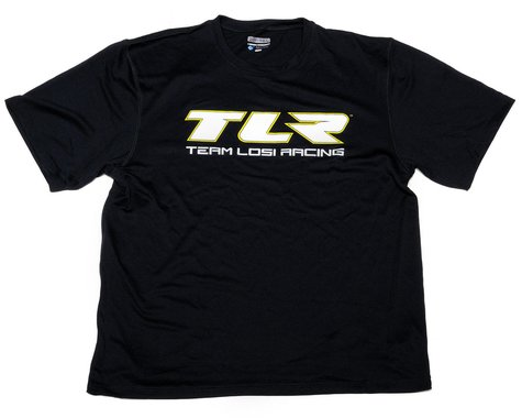 "Team Losi Racing ""TLR"" Moisture Wicking Shirt (Black)"