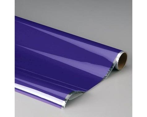 Top Flite MonoKote Medium Purple 6 Foot Roll TOPQ0225