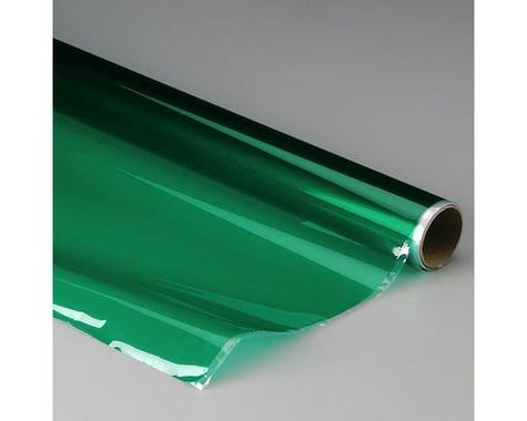 Top Flite MonoKote Transparent Green 6 Foot Roll TOPQ0306