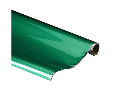Top Flite MonoKote Metallic Green 6 Foot Roll TOPQ0401