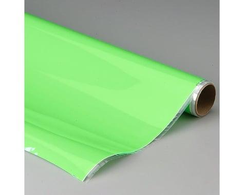 Top Flite MonoKote Neon Green 6 Foot Roll TOPQ0702