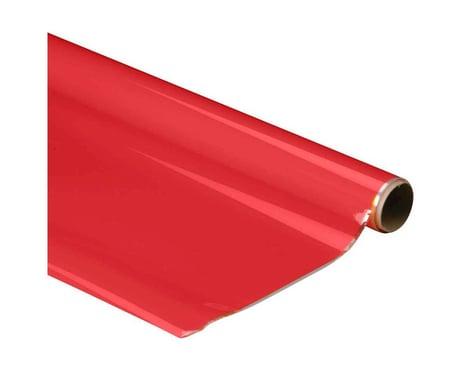 Top Flite EconoKote Red 6 Foot Roll TOPQ2601