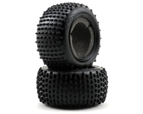 "Traxxas R Alias 2.2"" Tires (2) Bandit TRA2470"