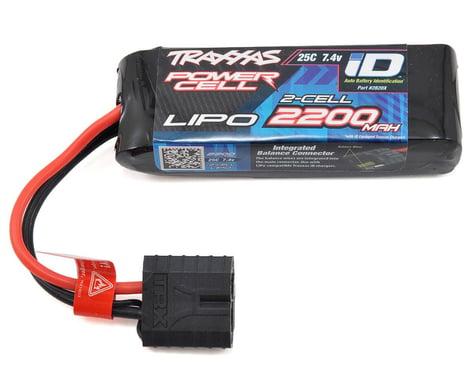 Traxxas Battery 2200mAh 7.4V 2C 25C LiPo 1/16 Scale TRA2820X