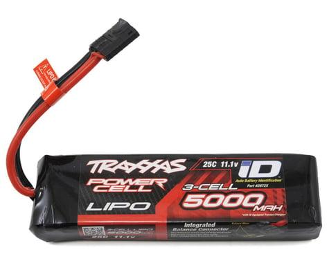 Traxxas Battery 5000mAh 11.1V 3C 25C LiPo TRA2872X