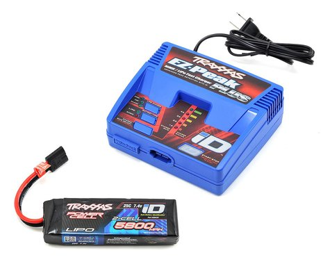 Traxxas 2S Battery Charger Completer Pack TRA2992