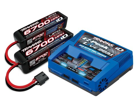 Traxxas Dual Battery Charger Completer Pack TRA2997