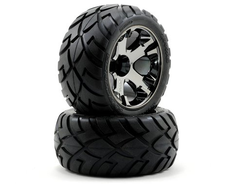 Traxxas Anaconda Tire with All-Star Black Chrome TRA3776A