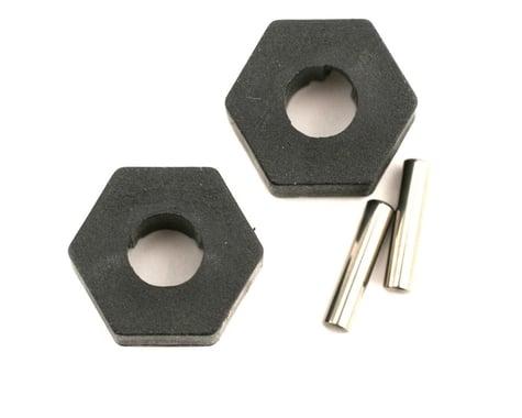 Traxxas 14mm Hex Wheel Hubs/Pins T-Maxx/E-Maxx/E-Revo/Summit (2) TRA4954