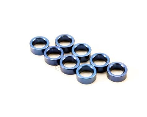 Traxxas Aluminum Pushrod Spacers Blue (8) TRA5133A