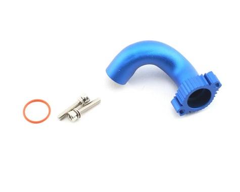 Traxxas Header Blue Anodized Nitro Rustler 2.5 TRA5287