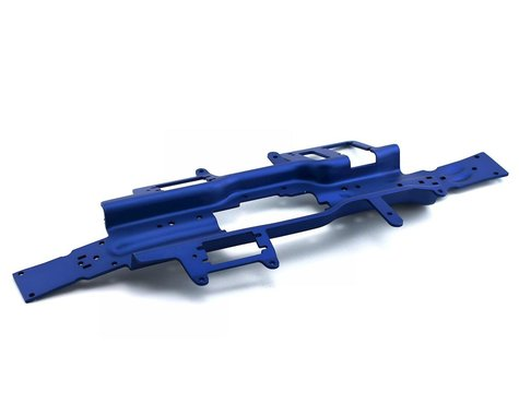 Traxxas Revo 3.3 3mm Alum Extended Chassis Blue TRA5322X