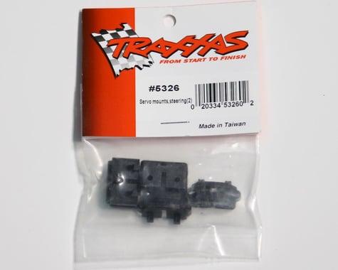 Traxxas Revo 3.3 Steering Servo Mounts TRA5326