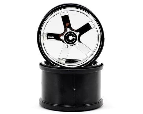 Traxxas Hurricane wheels (2) TRA5373