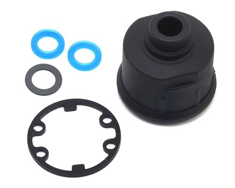 Traxxas Diff Carrier/X-Ring & Ring Gear Gaskets Revo TRA5381