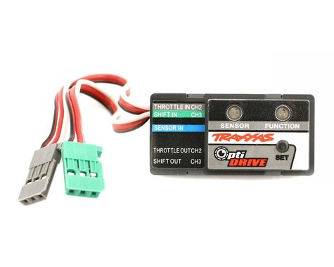 Traxxas Optidrive Electric Shift Module Revo TRA5398