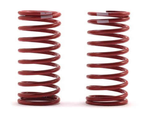 Traxxas GTR 2.9 Rate/White Shock Springs, Red TRA5436
