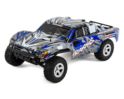 Traxxas Slash 2WD 1/10 Short Course Truck 2.4GHz (BlueX)