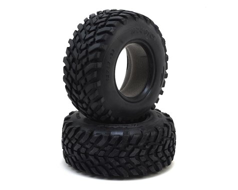 Traxxas S1 Compound Racing Tires Slash Tread with Foam Ins TRA5871R
