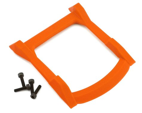 Traxxas Rustler 4x4 Roof (Body) Skid Plate Orange TRA6728T