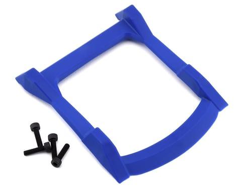 Traxxas Rustler 4x4 Roof (Body) Skid Plate Blue TRA6728X