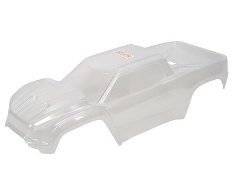 Traxxas Body X-Maxx Clear Body with Decal Sheet TRA7711