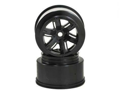 Traxxas Wheels X-Maxx Black Left/Right TRA7771