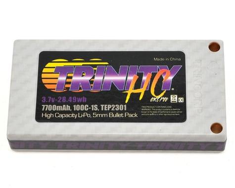 Trinity White Carbon Extra LiPo 1S 3.7V 7700mAh Hi Capa TRITEP2301