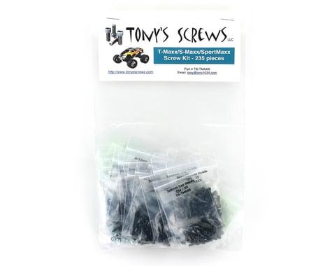 Tonys Screws Traxxas T-Maxx/S-Maxx Screw Kit